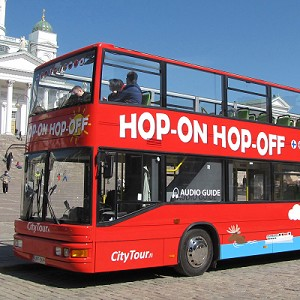 Hop-on Hop-off bussi 48 h